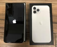 Apple iPhone 11 Pro 64GB = $500, iPhone 11 Pro Max 64GB = $550