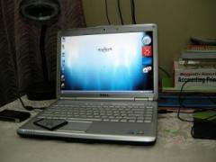 Dual-core laptop Dell Inspiron 1420 (great condition)