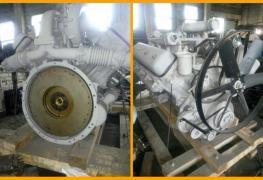 Двигун ЯМЗ-238ДЕ2 в наявності