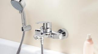 Faucets for the kitchen and bathroom