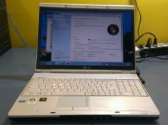 Gaming notebook LG E500 (in excellent condition)