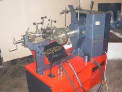 Machine for straightening disks Sirius universal