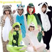 Pajamas Kigurumi in the form of animals and various characters