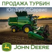 Repair, exchange, sale of John Deere turbines. Original