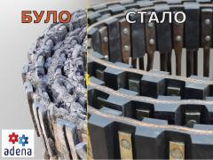 Repair, restoration bar conveyors in Holmer, Ropa, Gri