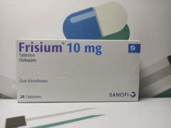 Sale of medicines Poland: Sabril, Frizium, Ospolot