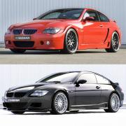 Tuning External Kit Hamann tuning BMW 6 Series M6 E63 Coupe