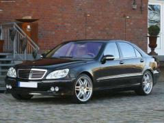 Tuning External Set Brabus body kits for Mercedes S-class W220 in Kiev