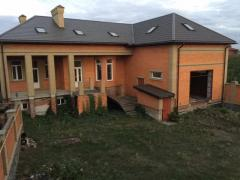 Two new houses on one plot in Kharkov cheap