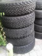 Winter tyres in the presence of different size. the details over the phone